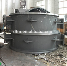 vessel/marine large cast steel 1.7231casting product,ship parts