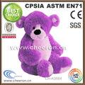 tão charmoso e encantador urso panda de brinquedo