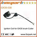 kingpark herramientas de jardinería gx35 de piezas de repuesto de la bobina de encendido para cortador de cepillo