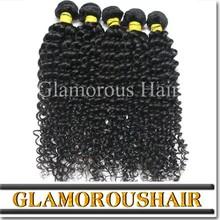 Aliexpress hair, New Arrival Brazilian Remy Hair Bundles Jerry Curly human hair weave