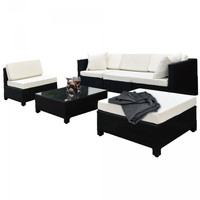 Cheap big lots rattan garden sofas used outdoor furniture