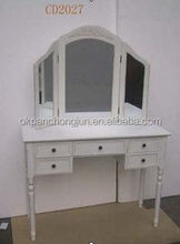 Best quality discount luxury classic European dressing table