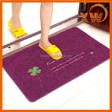 baby products free samples embroidered design front door flooring mat