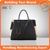 V327-2015 Newest fashion genuine leather bag women leather hand bag wholesale