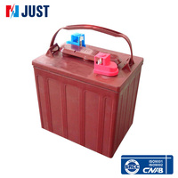 High starter lead acid storage battery 6V 180Ah for golf cart