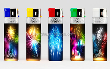 good quality disposable electronic cigarette butane gas lighter FH-819