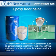 self Leveling liquid epoxy floor coating