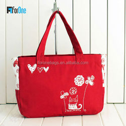 Women tote bags / unique brand name bag/hand bag for lady