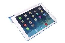 New slim cover case for iPad air for iPad Smart case Stand for APPLE iPad 5 iPad Air back cover