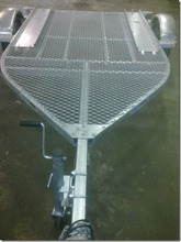 Used motorcycle trailer for sale