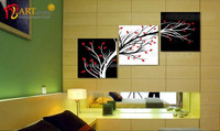 3 Panels oil painting home accessories for decoration