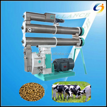 Higher nutrition feeds cow feed making machine/cow animal feed pellet making machine/complete cow feed pelletizing line