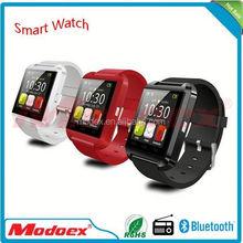 2015 Manufacturer Latest Bluetooth Function u8 Smart Watch