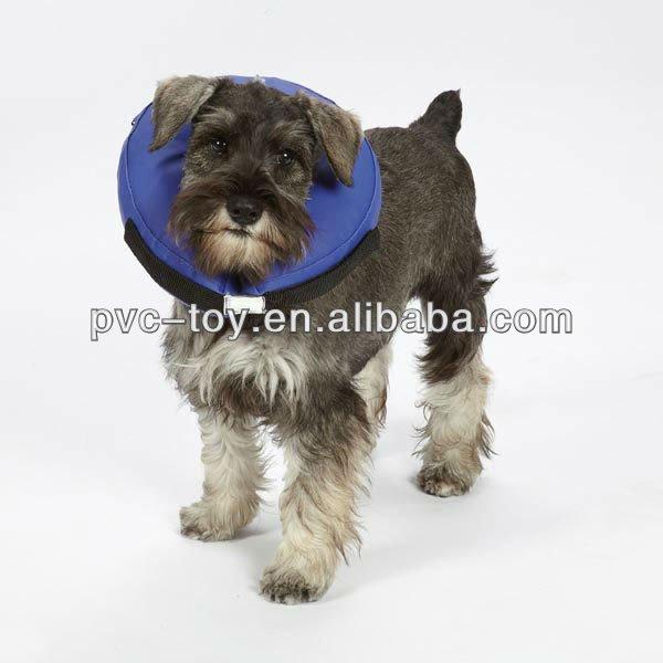 2013 de la alta calidad caliente de la venta pvc inflable Collar de perro para mascotas