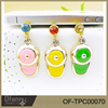 New product fashion 3.5mm dust plug for mobile phone wholesale jewelry miami