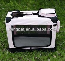 pet product foldable soft dog kennel portable hot saled pet carrier