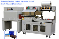 Shanghai automatic shrink packing machine for wooden box