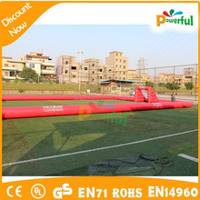New 2015 giant inflatable field beach soccer/inflatable football field/inflatable soccer field