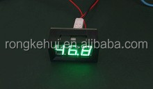 Green Digital Thermometer -30degrees to 70degrees module