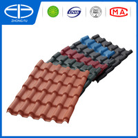 White pvc plastic foam board ,high hardness and density synthetic resin roof tile roof sheet
