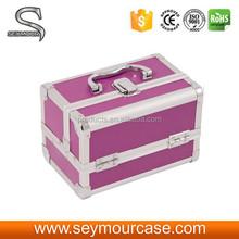 Aluminum Make Up Kit Case