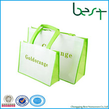 pp non woven shopping tote bags, factory price