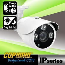 New Product!! 2MP IR Audio PoE 1920x1080 Outdoor High Power Security Camera