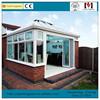 Aluminum Winter Garden Commercial Glass Houses Glass Garden House for Sale 2989