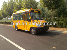 School bus 16 seats new Chinese mini bus