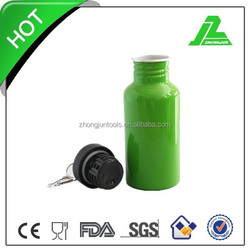 custom logo 500ml air freshener bottle shaker bottle with plastic cap