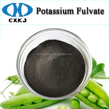 Potassium Fulvic Acid PH 8-10 Irrigation Fertilizer
