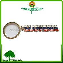 Manufacturer Exporting Soft Reflective Key Chain