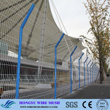 removable garden fence/wrought iron fence parts/fence netting