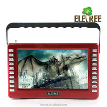 Bulit-in e-book function 7 inch lcd media player for promotion EL-133A