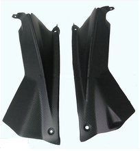 Carbon Fiber Front Fairing for Yamaha TMAX 530 12