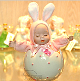 2015 New Ceramics baby music box for sale