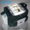Plastic Tote Can Wine Bottle 12v DC Cooler Bag Lunch Mini Gel Ice Packs
