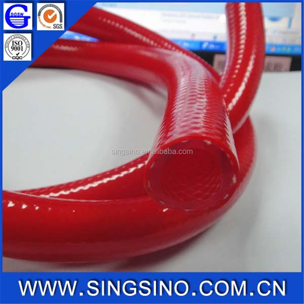 Flexible Plastic Covers For Pipes : Flexible plastic pvc braided hose pipe buy
