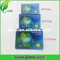 2015 New arrival energy saver card with guarantee, OEM your design