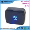 Mini backlit logo manufacture power bank