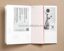 Professional custome Pantone printing magazine printing