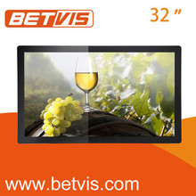 32inches Stable lcd advertising methods