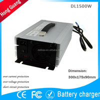 Durable 80a bycicle battery charger