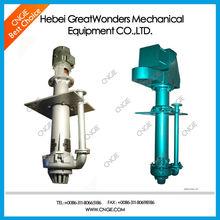 Industrial Solid waste water vertical submersible turbine sludge pump