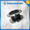 Anti vibration steam galvanized rubber expansion joint rubber bellows pn16