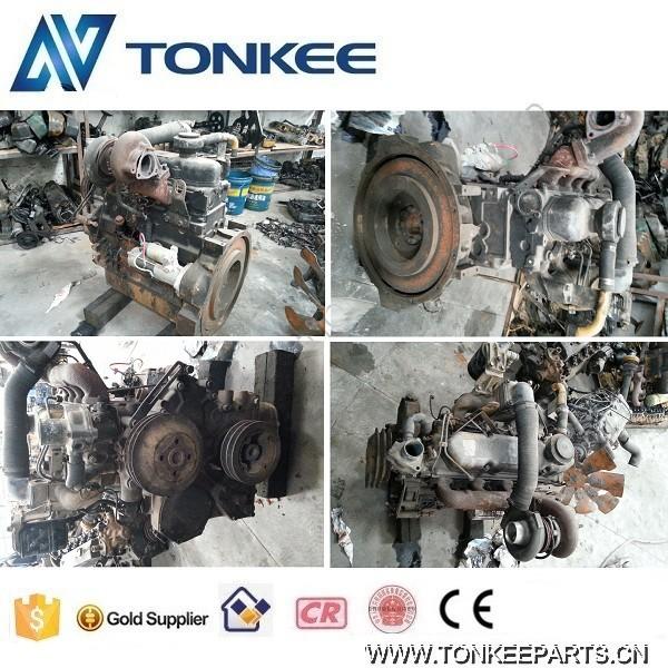 original used E120B S4KT complete engine assy.jpg
