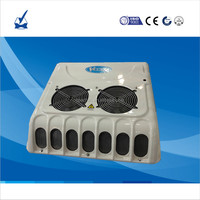 KT-06 Roof top mount 24v mini portable air conditioner for cooling truck, tractor, commercial car