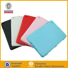 transparent TPU case for ipad mini