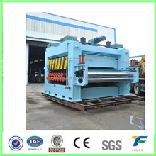 high accuracy/precision metal plate/sheet levelling machine