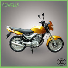 Cheap Gas/Diesel 125CC Street Motorbike For Arab